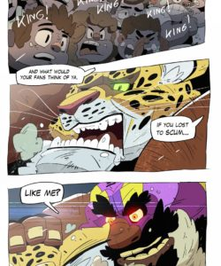 Long Live The King 1 004 and Gay furries comics