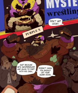 Long Live The King 1 007 and Gay furries comics