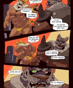 Long Live The King 1 009 and Gay furries comics