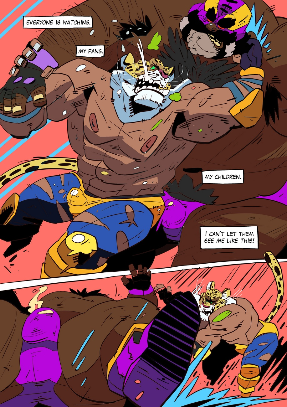 Long Live The King 1 gay furry comic