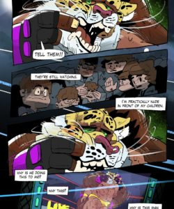 Long Live The King 1 027 and Gay furries comics