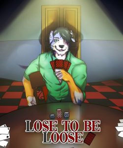 Lose To Be Loose 001 and Gay furries comics
