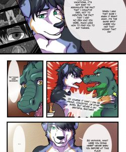 Lose To Be Loose 025 and Gay furries comics