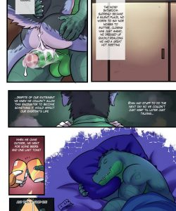 Lose To Be Loose 031 and Gay furries comics
