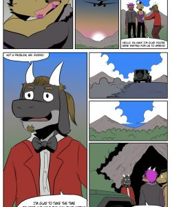 Love's Essence 007 and Gay furries comics