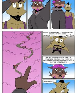 Love's Essence 010 and Gay furries comics