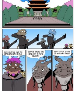 Love's Essence 012 and Gay furries comics