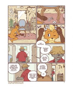 Loving Tree 2 003 and Gay furries comics