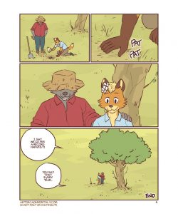 Loving Tree 2 007 and Gay furries comics