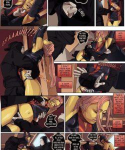 Ludibrio Chronicles 3 - Virentibrio Lamina 005 and Gay furries comics
