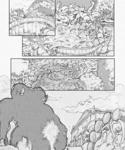 Macro 004 and Gay furries comics