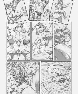 Macro 008 and Gay furries comics