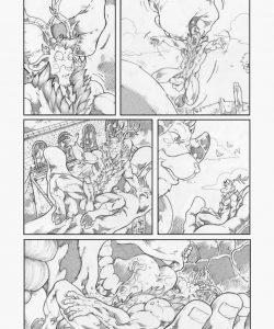 Macro 009 and Gay furries comics
