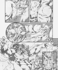 Macro 015 and Gay furries comics