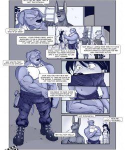 Making A Porno 005 and Gay furries comics