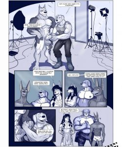 Making A Porno 006 and Gay furries comics