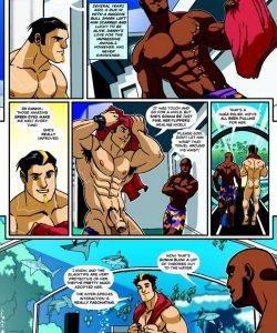 Mako Finn 1 007 and Gay furries comics