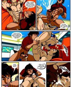 Mako Finn 1 017 and Gay furries comics