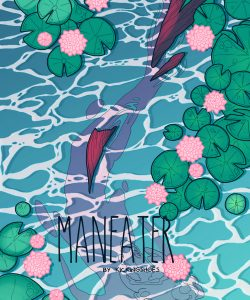 Maneater 001 and Gay furries comics
