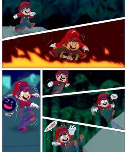 Mario And Bowser 002 and Gay furries comics
