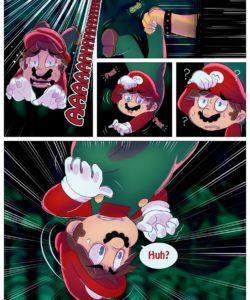 Mario And Bowser 003 and Gay furries comics