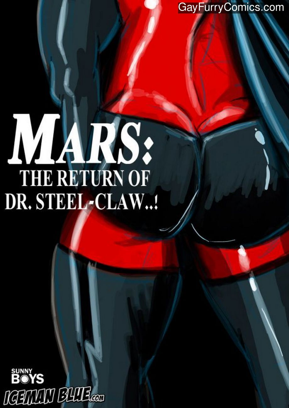 Mars – The Return Of DR Steel-Claw gay furries