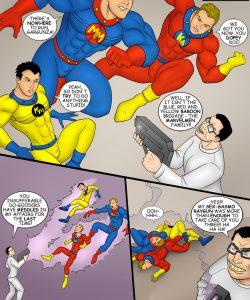 Marvelman Family gay furries