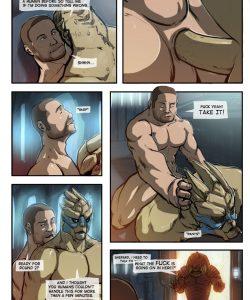 Mass Effect 003 and Gay furries comics