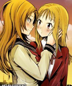 Megumi x Yuna 001 and Gay furries comics
