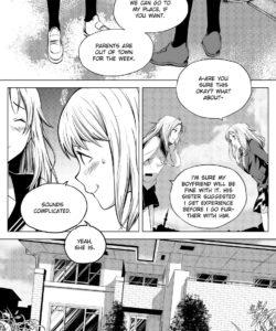 Megumi x Yuna 006 and Gay furries comics