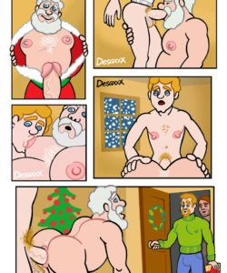 Merry Christmas 1 002 and Gay furries comics