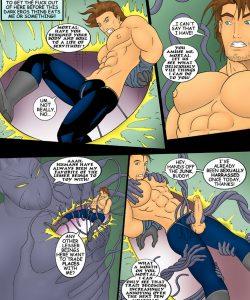 Midnightman 2 gay furry comic