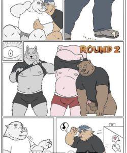 Milkshakes 009 and Gay furries comics