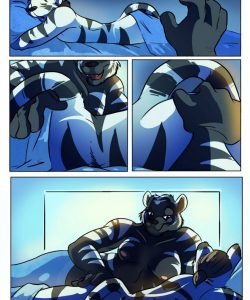 Morning Wood 003 and Gay furries comics