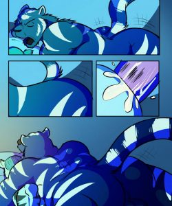 Morning Wood 008 and Gay furries comics