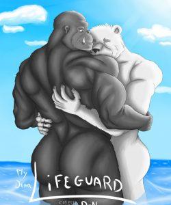 My Dear Lifeguard 001 and Gay furries comics