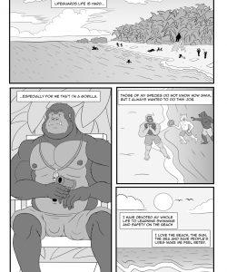 My Dear Lifeguard 002 and Gay furries comics