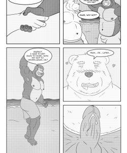 My Dear Lifeguard 010 and Gay furries comics