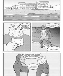My Dear Lifeguard 013 and Gay furries comics