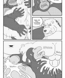 My Dear Lifeguard 030 and Gay furries comics