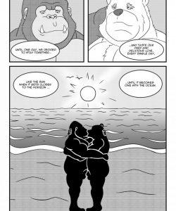 My Dear Lifeguard 033 and Gay furries comics