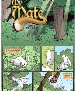 My Mate 1 003 and Gay furries comics