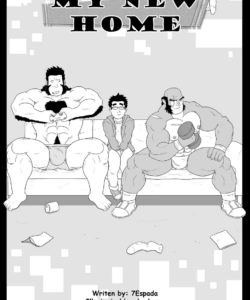 My New Home 001 and Gay furries comics
