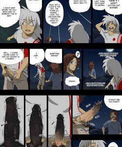Night Of The Werestallion 004 and Gay furries comics