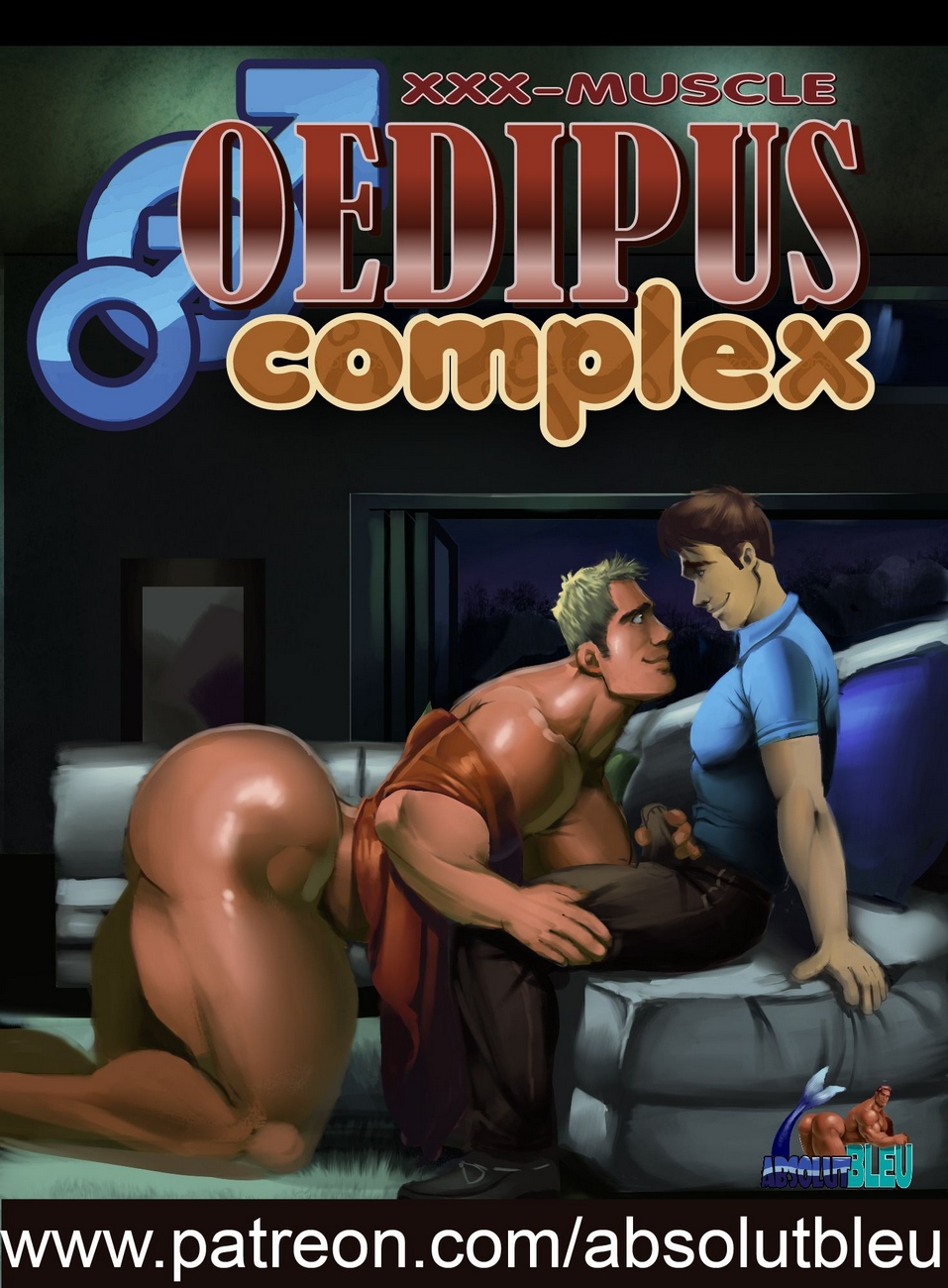 Oedipus Complex gay furry comic