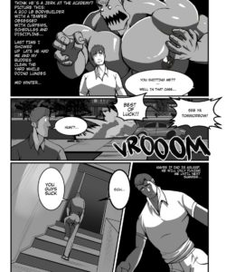 Oedipus Complex 003 and Gay furries comics