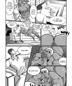 Oedipus Complex 005 and Gay furries comics