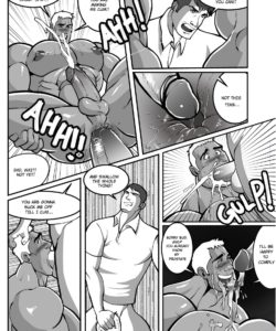 Oedipus Complex 010 and Gay furries comics