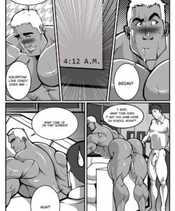Oedipus Complex 016 and Gay furries comics