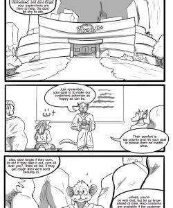 Of Mice And Machoke 002 and Gay furries comics